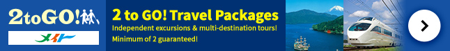 2 to GO! Travel Packages