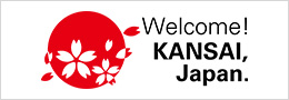 Welcome! KANSAI, Japan.