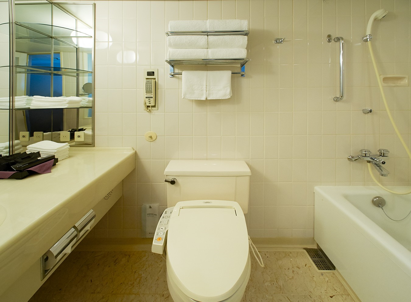 The Main Standard Bathroom